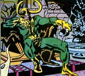 Loki / Self Demonstrating - TV Tropes