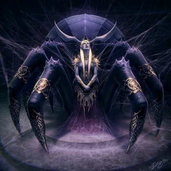 https://static.tvtropes.org/pmwiki/pub/images/lolth_the_demon_queen_of_spiders.jpg