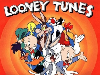 Looney tunes western animation tv tropes for Classic house tunes 90s