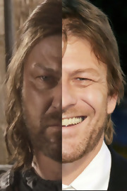 sean bean daughters