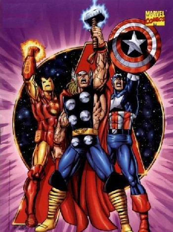 The Avengers (Franchise) - TV Tropes
