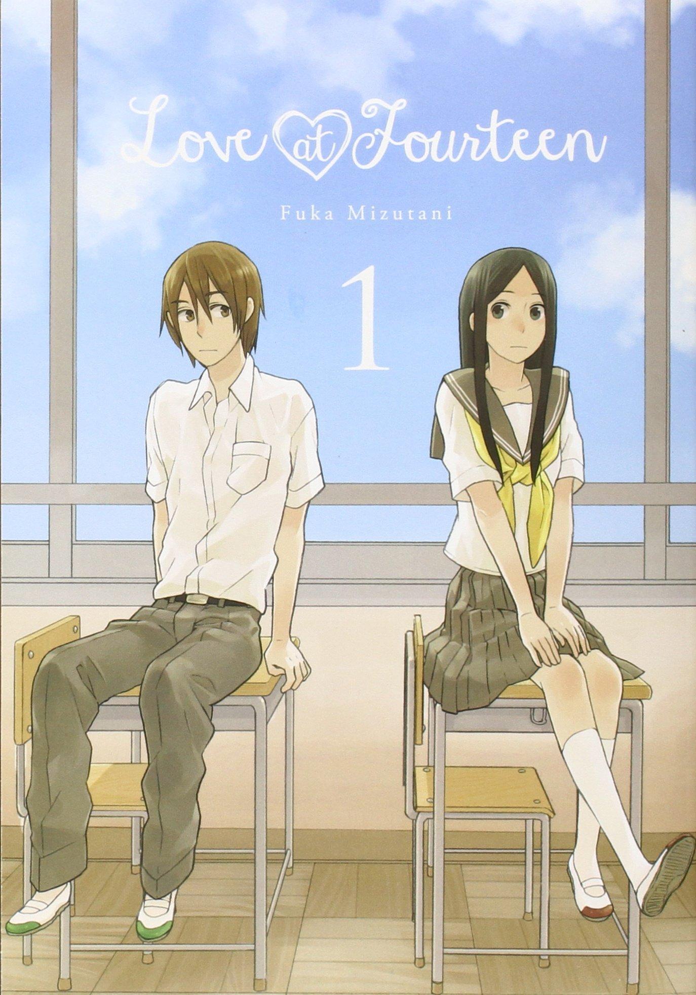 Love at Fourteen (Manga) - TV Tropes