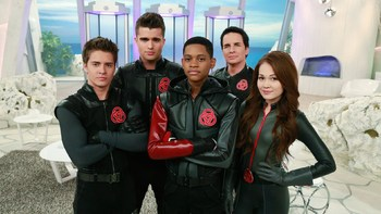 Lab Rats Series Tv Tropes