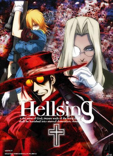 Hellsing Anime Tv Tropes