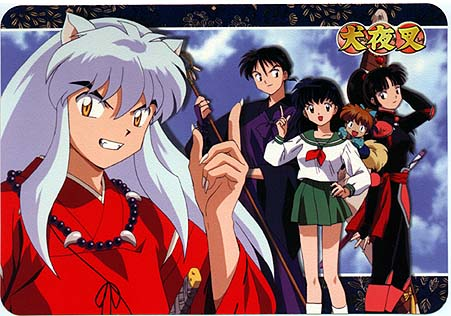 30 Days of Anime Inuyasha