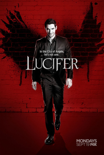 Image result for lucifer tv show