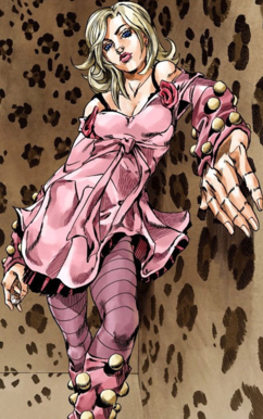 JoJo's Bizarre Adventure: Steel Ball Run / Characters - TV Tropes
