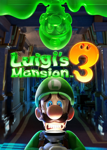 Luigi S Mansion 3 Video Game Tv Tropes
