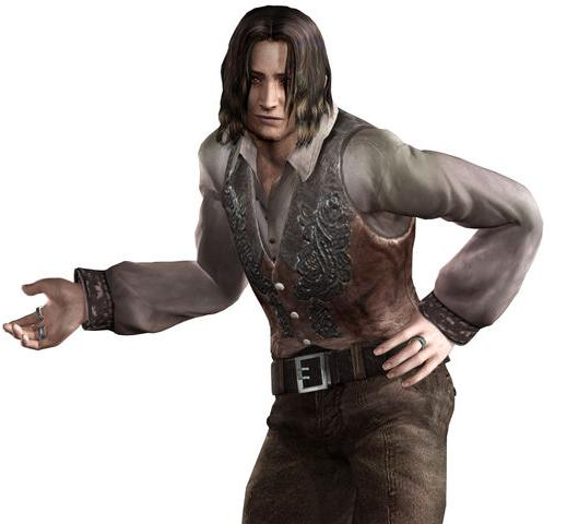Resident Evil 4 Characters Tv Tropes