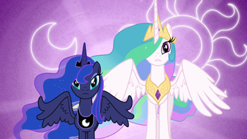 https://static.tvtropes.org/pmwiki/pub/images/luna_and_celestia_with_their_cutie_marks_in_the_background_s3e01.png