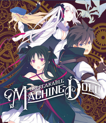 unbreakable doll machine
