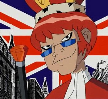 evil brit tv tropes