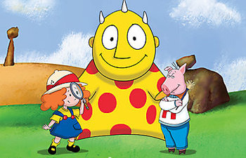 Maggie And The Ferocious Beast Western Animation Tv Tropes