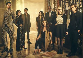 The Magicians / Characters - TV Tropes