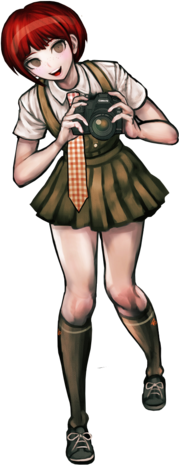 Danganronpa 2 - Female Students / Characters - TV Tropes