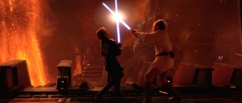 Revenge Of The Sith Awesome Tv Tropes