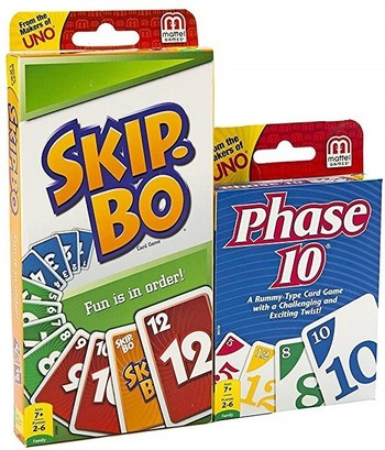 Makers Of Uno (Tabletop Game) - TV Tropes