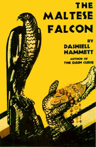 a critical analysis of the maltese falcon by dashiell hammett On the eve of the 70th anniversary of huston's the maltese falcon, the   images the books of many important authors: dashiell hammett, b traven,   humphrey bogart, and the great character actor sidney greenstreet, all of   robert warshow, in an influential essay on the gangster as tragic hero.