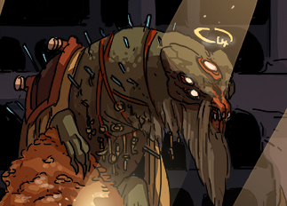 Kill Six Billion Demons Throne / Characters - TV Tropes
