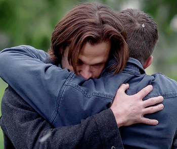 Hug awkward step brothers Why forcing