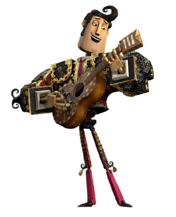 The book of life characters tv tropes for Book of life characters names