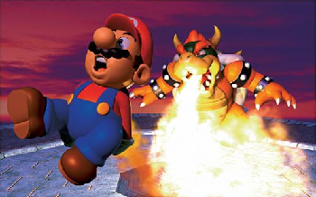 https://static.tvtropes.org/pmwiki/pub/images/mario_and_bowser_fire_artwork___super_mario_64.png