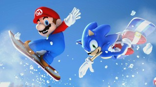 mario sonic   olympic games video game tv tropes