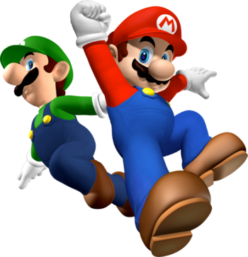 Super Mario Bros Franchise Tv Tropes