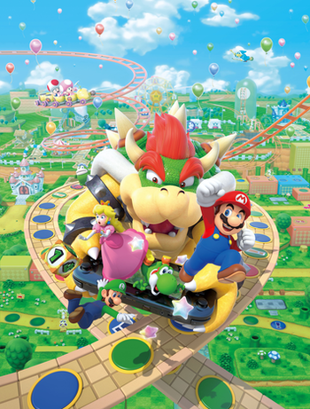 Mario Party (Video Game) - TV Tropes