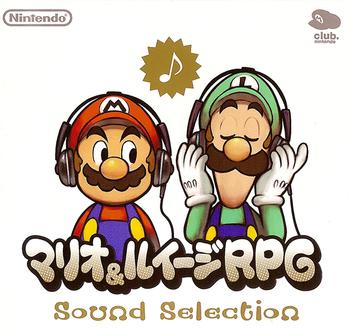Mario Luigi Awesome Music Tv Tropes
