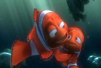 Finding Nemo Heartwarming