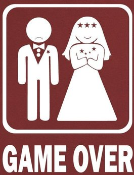 Newly married but unhappy