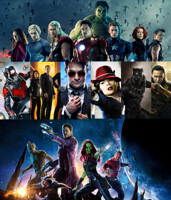 Duplicate Image: Franchise.Marvel Cinematic Universe - TV ...