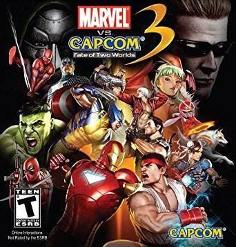 Marvel vs  Capcom 3 (Video Game) - TV Tropes