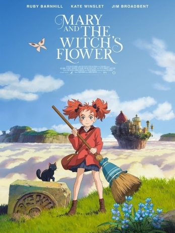 Mary and The Witch's Flower (Anime) - TV Tropes