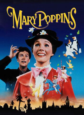Mary Poppins Film Tv Tropes