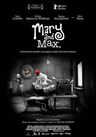 Mary And Max Western Animation Tv Tropes