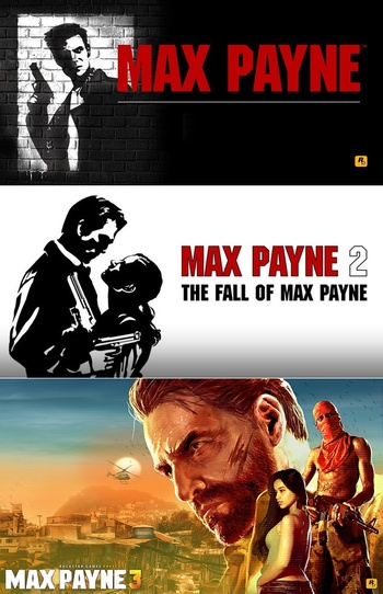 max payne 1 comic book