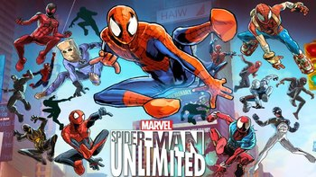 Spider-Man Unlimited (Video Game) - TV Tropes