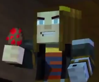 minecraft story mode characters tv tropes