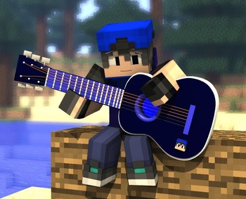 Minecraft Awesome Music Tv Tropes