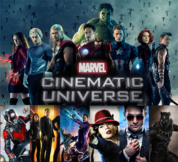 marvel cinematic universe franchise tv tropes