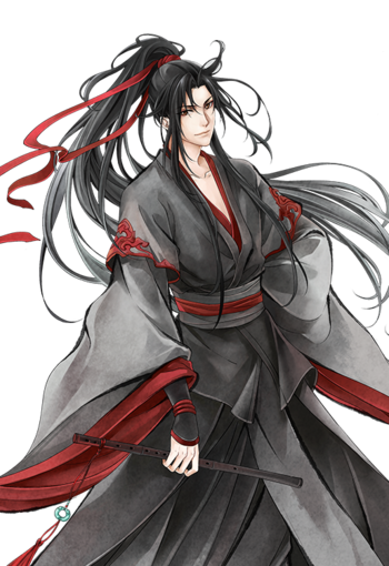 Mo Dao Zu Shi - Main Characters / Characters - TV Tropes