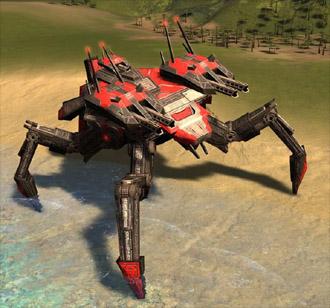 Spider Tank - TV Tropes