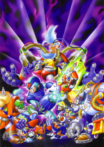 Mega Man X3 (Video Game) - TV Tropes