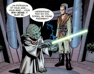 https://static.tvtropes.org/pmwiki/pub/images/mentor_yoda-and-dooku_2940.jpg