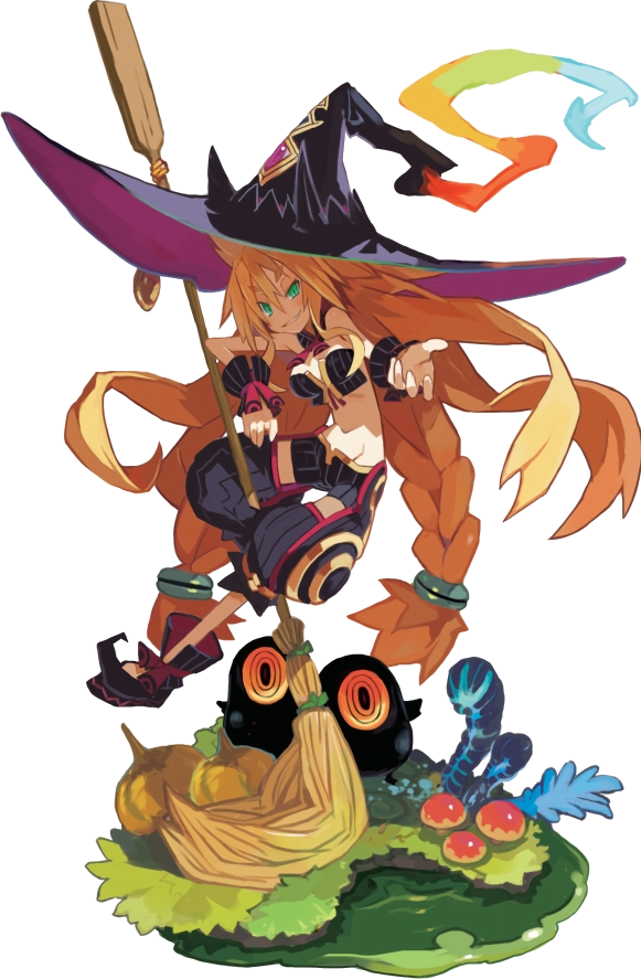 The Witch and the Hundred Knight / Characters - TV Tropes