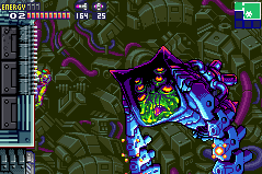 Metroid Fusion Nightmarefuel