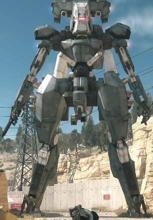 Metal Gear Solid V / Characters - TV Tropes