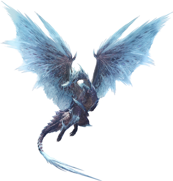 Monster Hunter Fifth Generation Monsters / Characters - TV Tropes